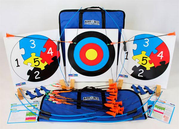 'Mini' Archery